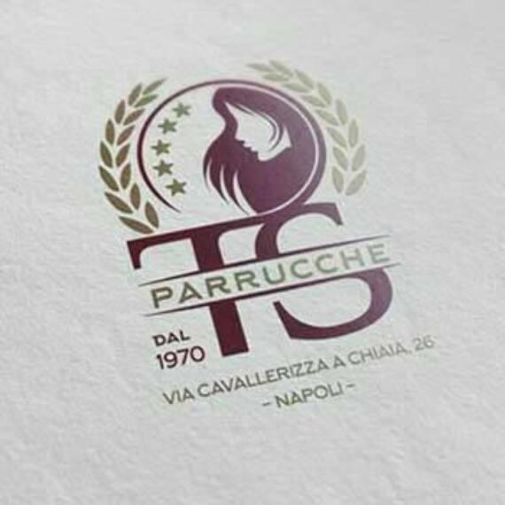 Quatio - studio grafico torino - Realizza logo Parrucche Ts