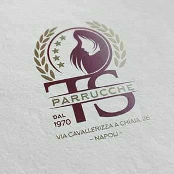 ParruccheTS - Logo