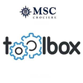 ToolBox - MSC CROCIERE - Web Application