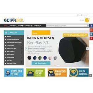 Quatio - Web Agency Torino - realizzazione e-commerce Torino Dipashop
