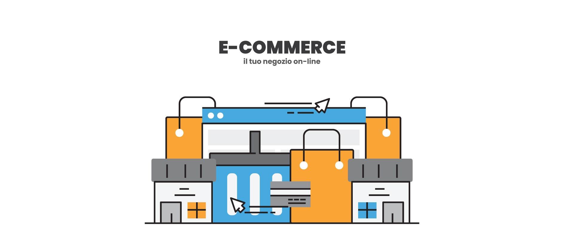 agenzia specializzata in realizzazione di e-commerce torino