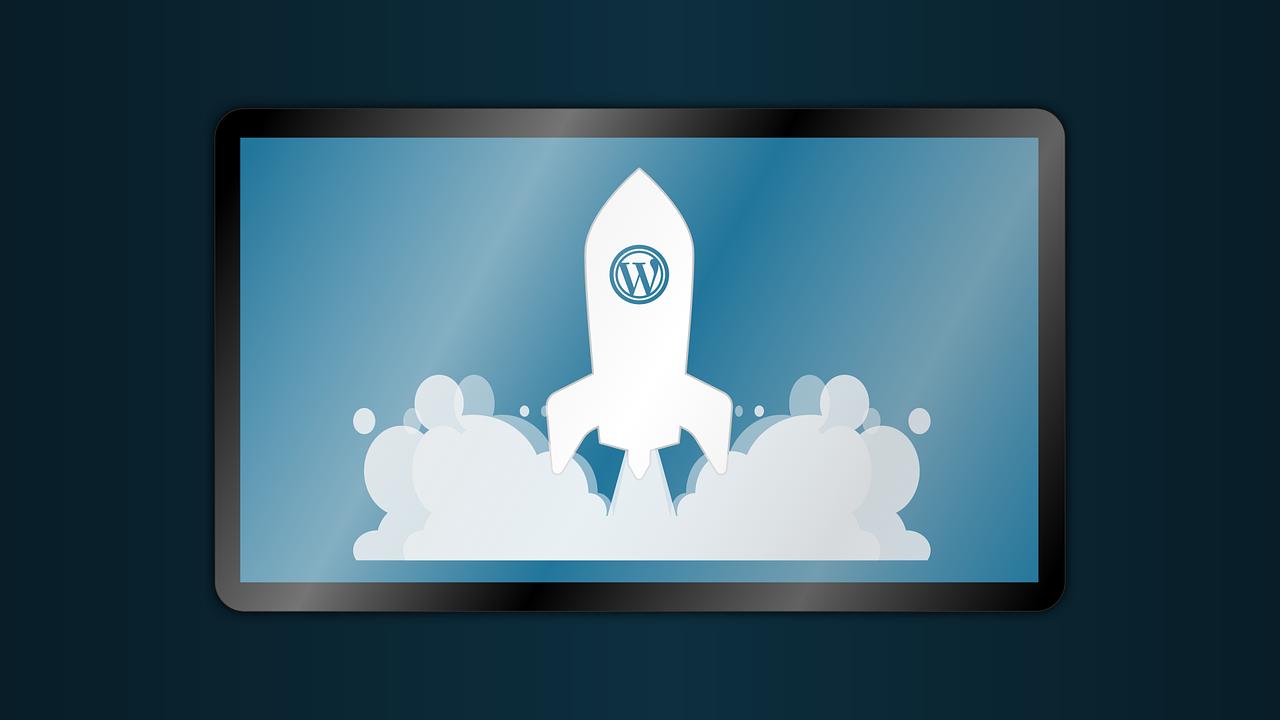 creare blog con wordpress